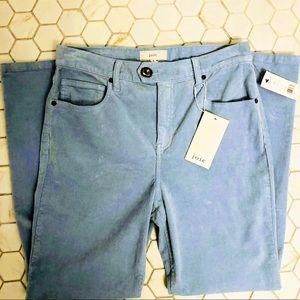 Joie thistle corduroy maza pants size 6 women's